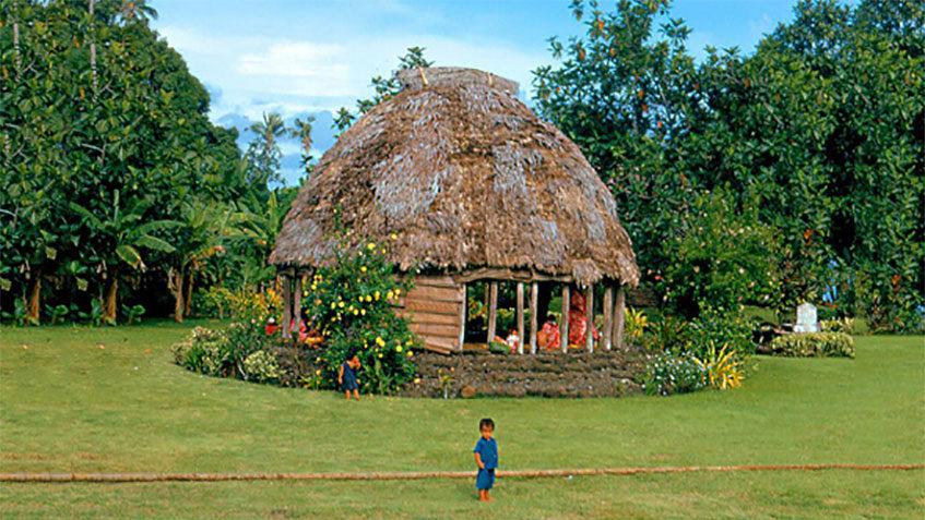 indigeno isole samoa