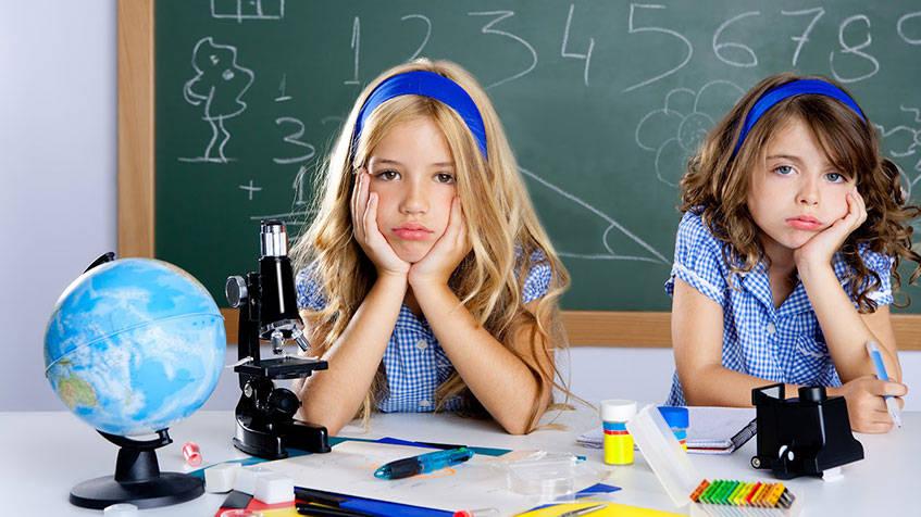 scolarizzazione chimica